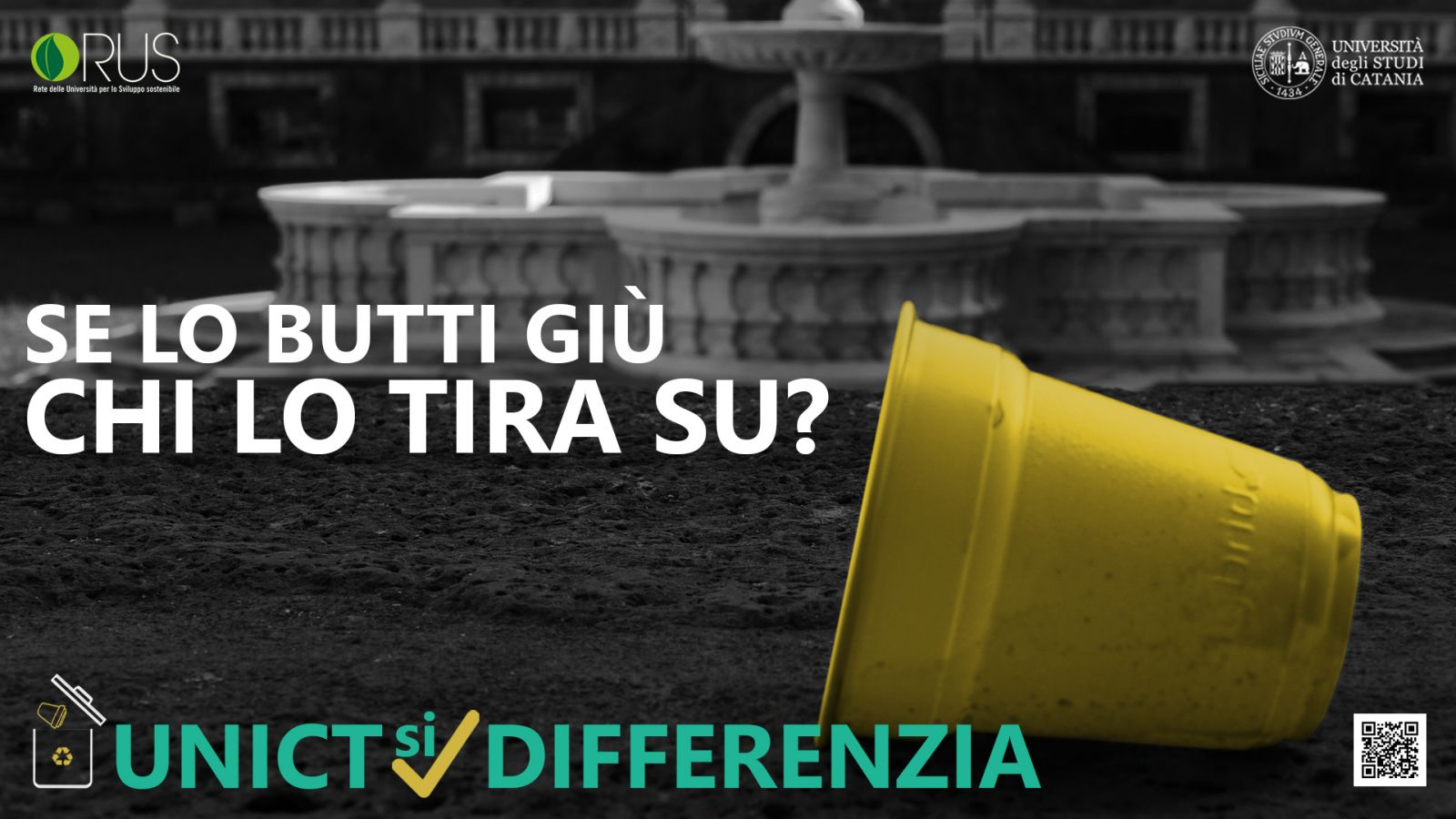 unict si differenzia - plastica