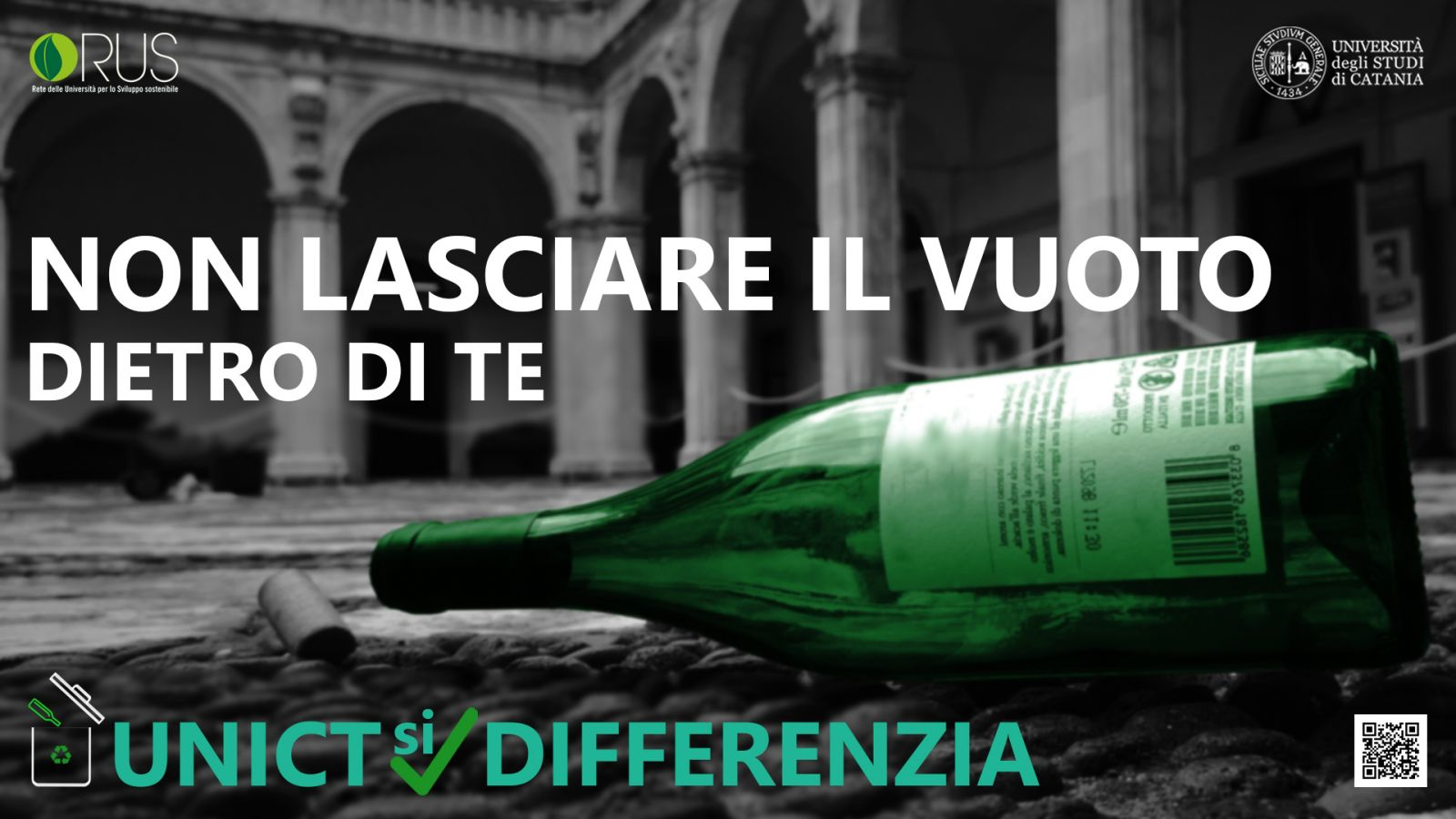 unict si differenzia - vetro
