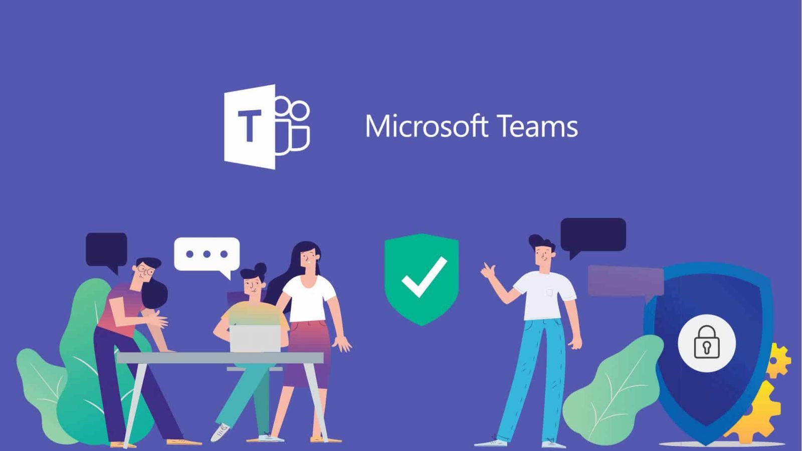 schermata microsoft teams