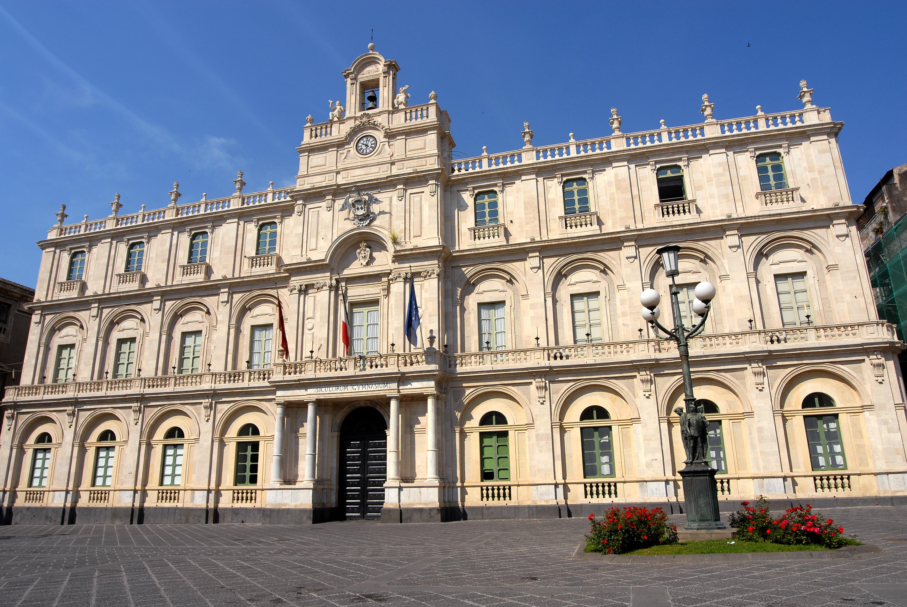 Palazzo Centrale dell'Università di Catania