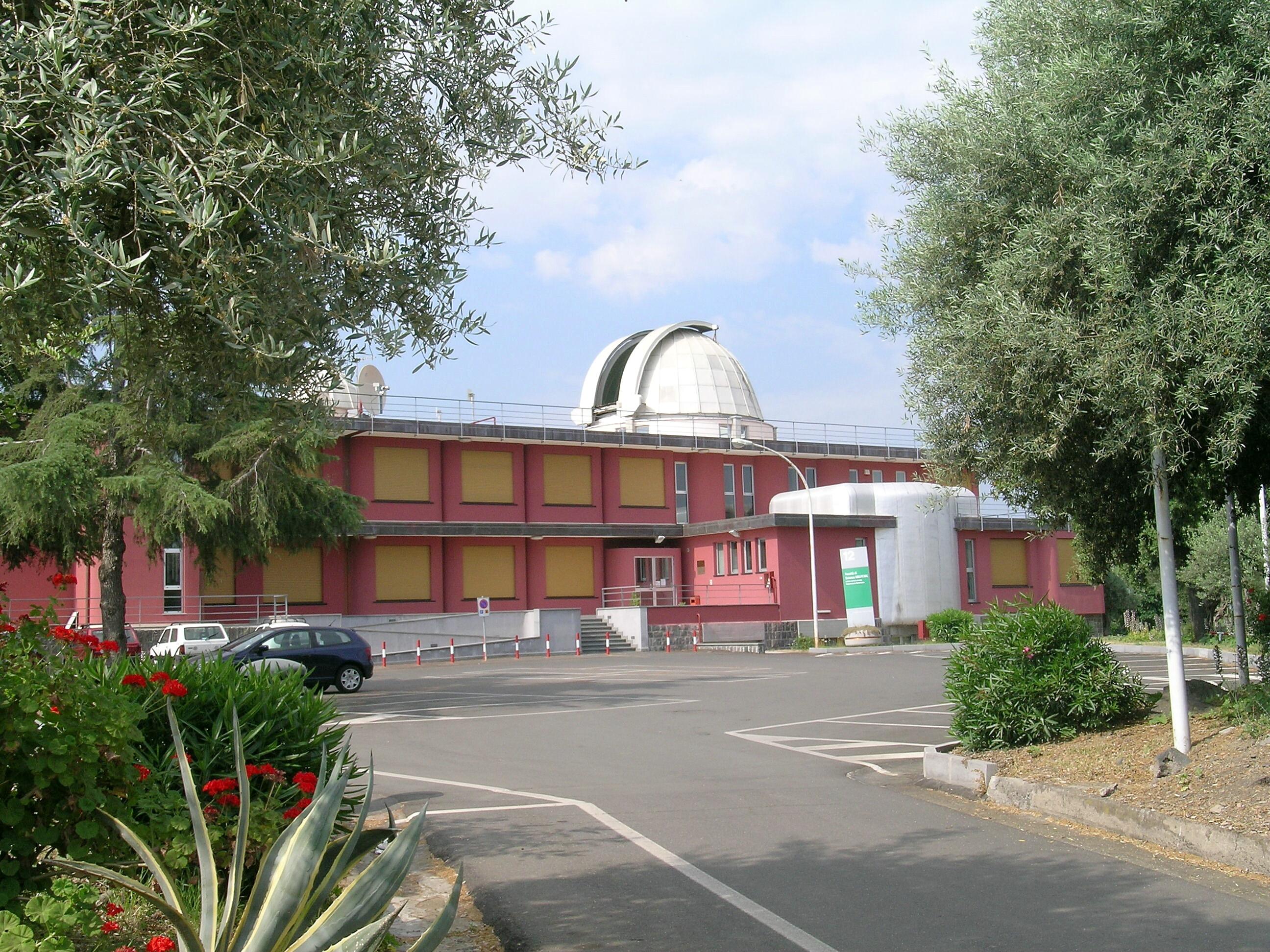Osservatorio astrofisico alla Cittadella universitaria