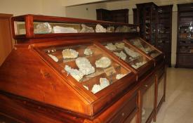 Museo di Mineralogia, Petrografia e Vulcanologia