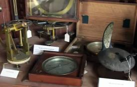 strumenti antichi di fisica