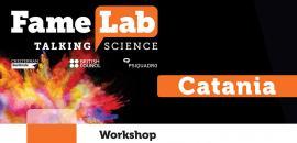 Banner famelab 2021 - workshop