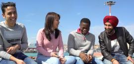 Studenti internazionali a Unict