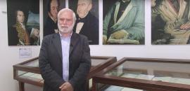 Il prof. Mario Alberghina