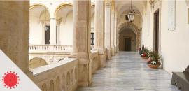 corridoio palazzo centrale unict
