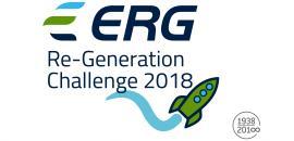 """Banner """"ERG Re-Generation Challenge"""""""