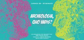 """Banner """"Archeologia, quo vadis?"""""""