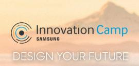 "Banner ""Samsung Innovation Camp"""