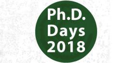 Logo Ph.D Days 2018
