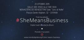Banner #SheMeansBusiness