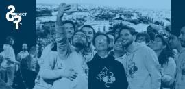 Selfie rettore studenti a unict 2020