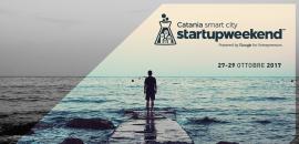 Logo dell'iniziativa Startup Weekend Catania 2017