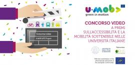 Logo concorso video u-mob