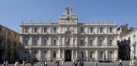 palazzo centrale dell università