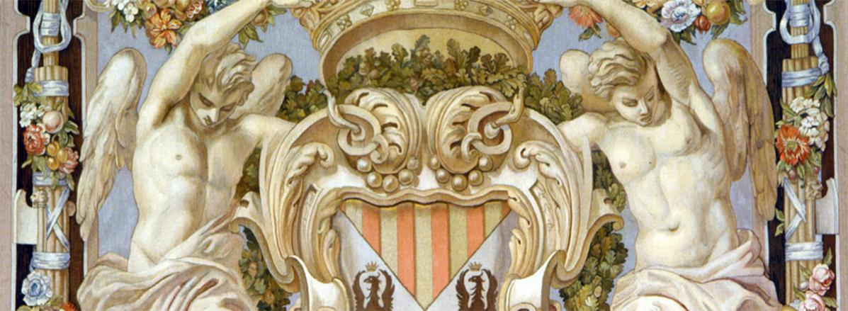 Arazzo commemorativo del 500° anniversario di Unict