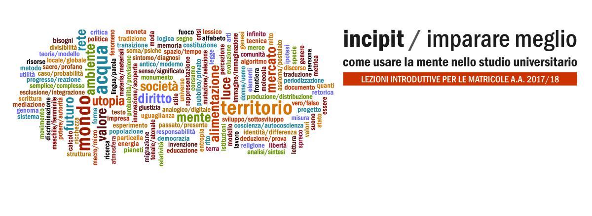 """Logo iniziativa """"Incipit / Imparare meglio"""""""