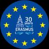 "Logo ""Da Erasmus a Erasmus Plus: una finestra sul Mediterraneo"""