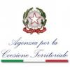 il logo dellAgenzia per la coesione territoriale