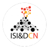 "Logo ""International School on Informatics and Dynamics in Complex Networks"""