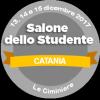 """Logo """"Salone dello studente"""" Catania"""